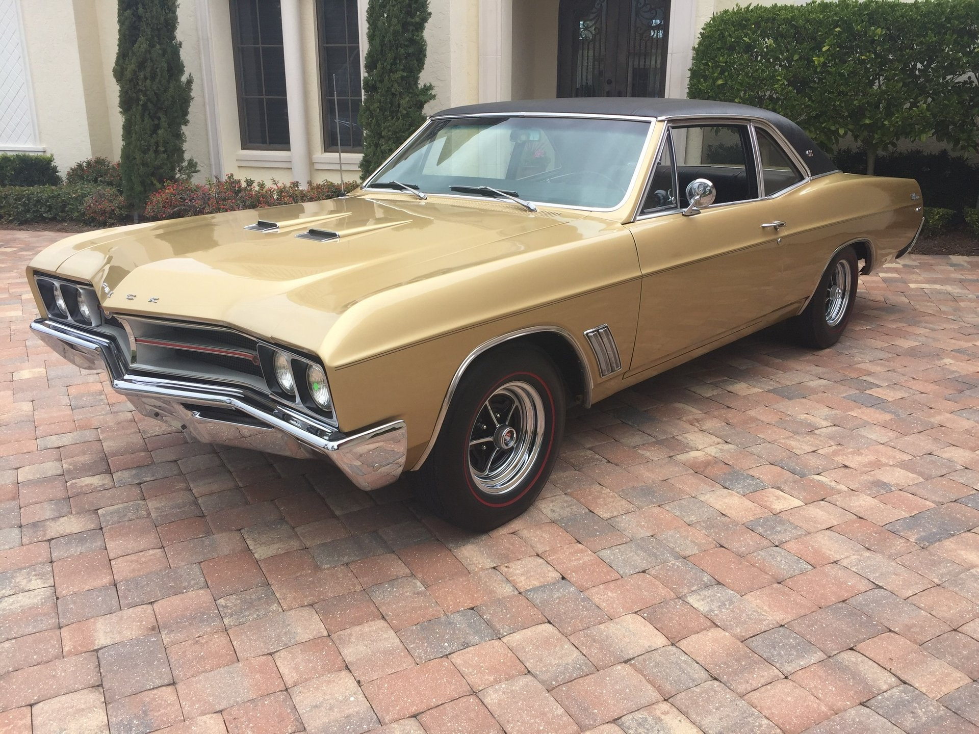 1967 buick gs california