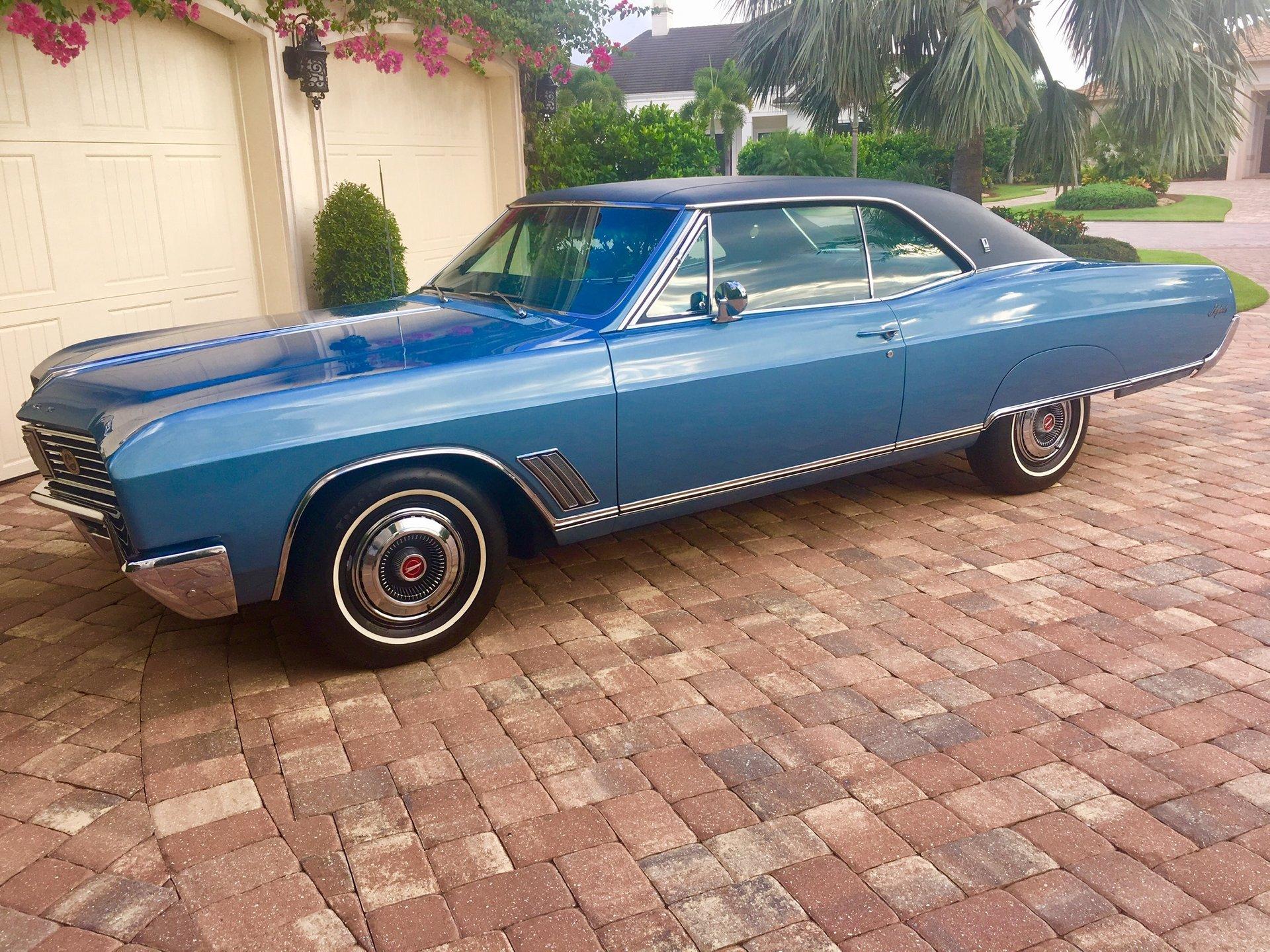 1967 buick skylark hardtop