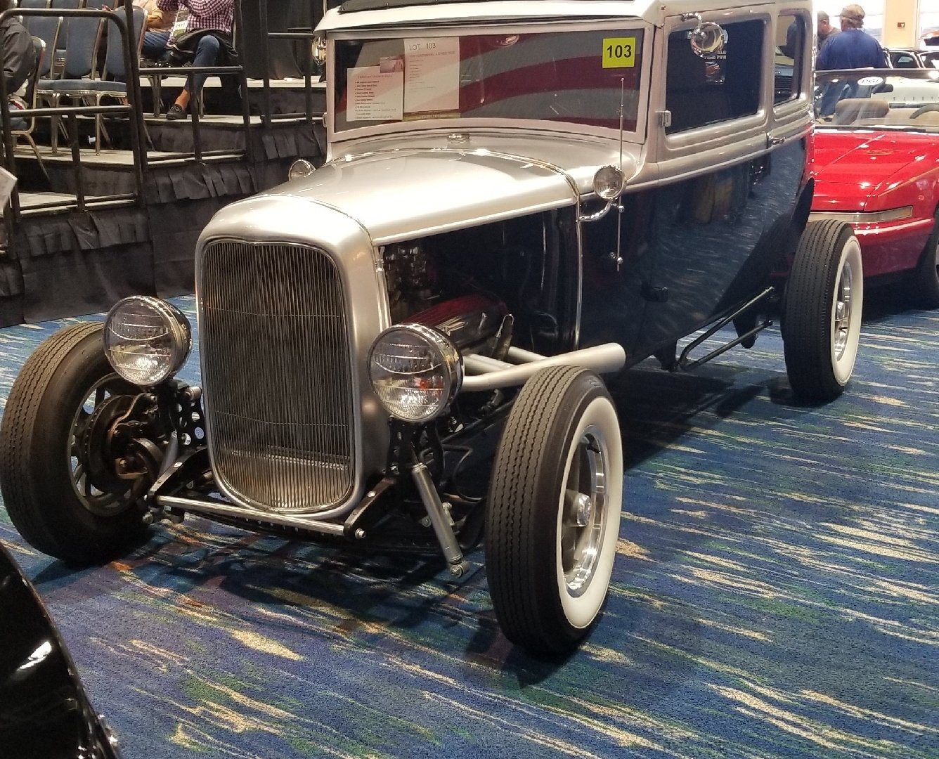 1930 ford model a streetrod