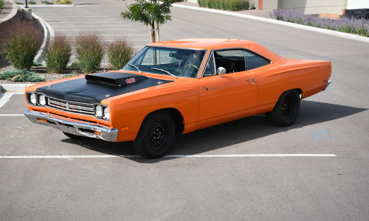 1969 1 2 plymouth road runner coupe