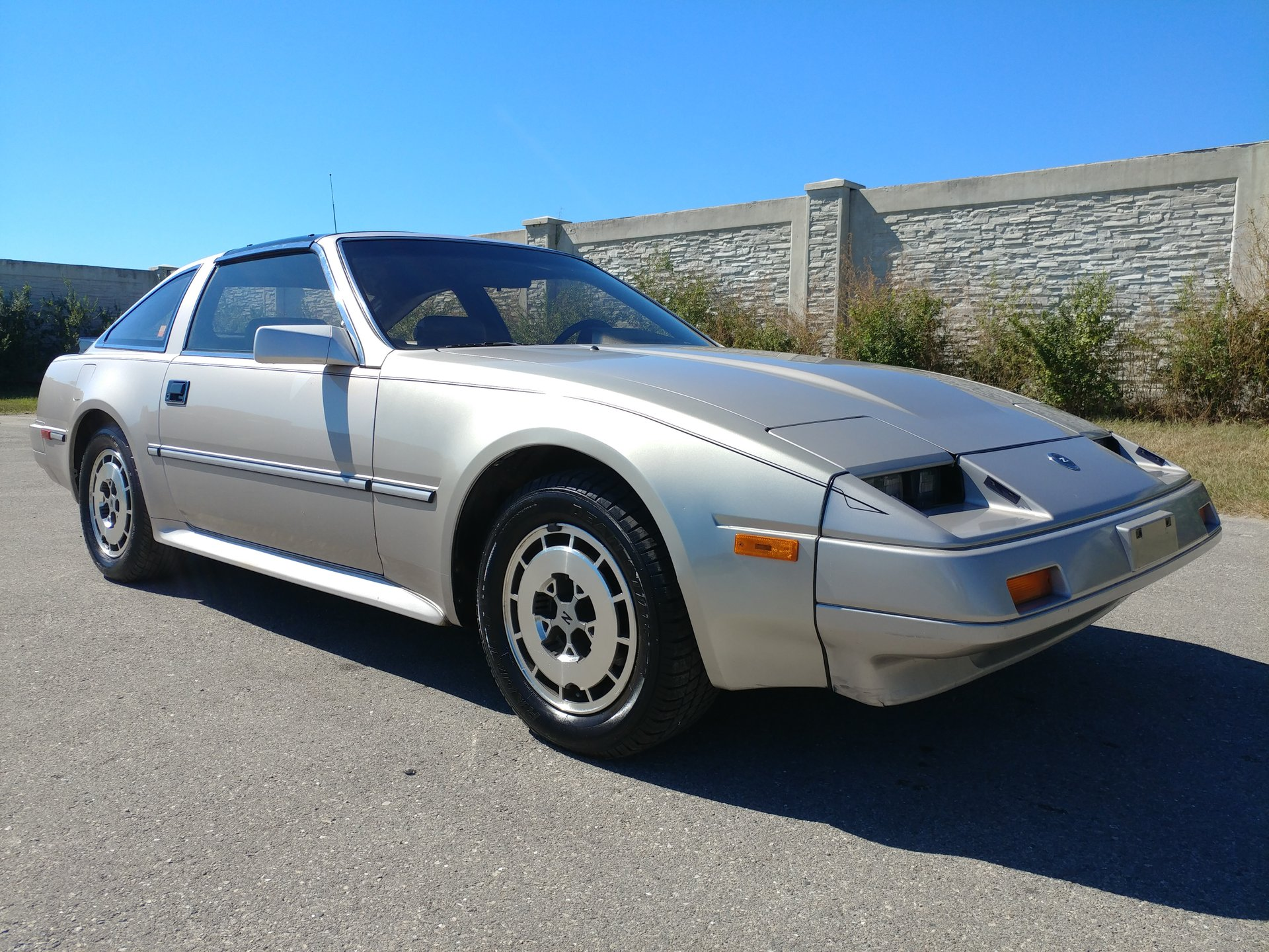 1986 nissan 300zx coupe