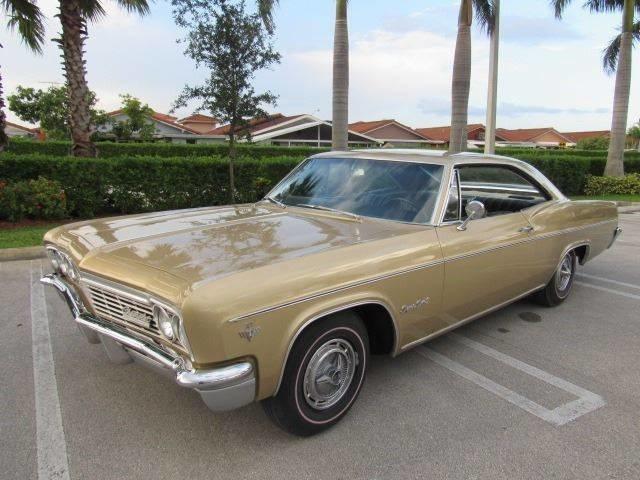 1966 chevrolet impala ss hardtop