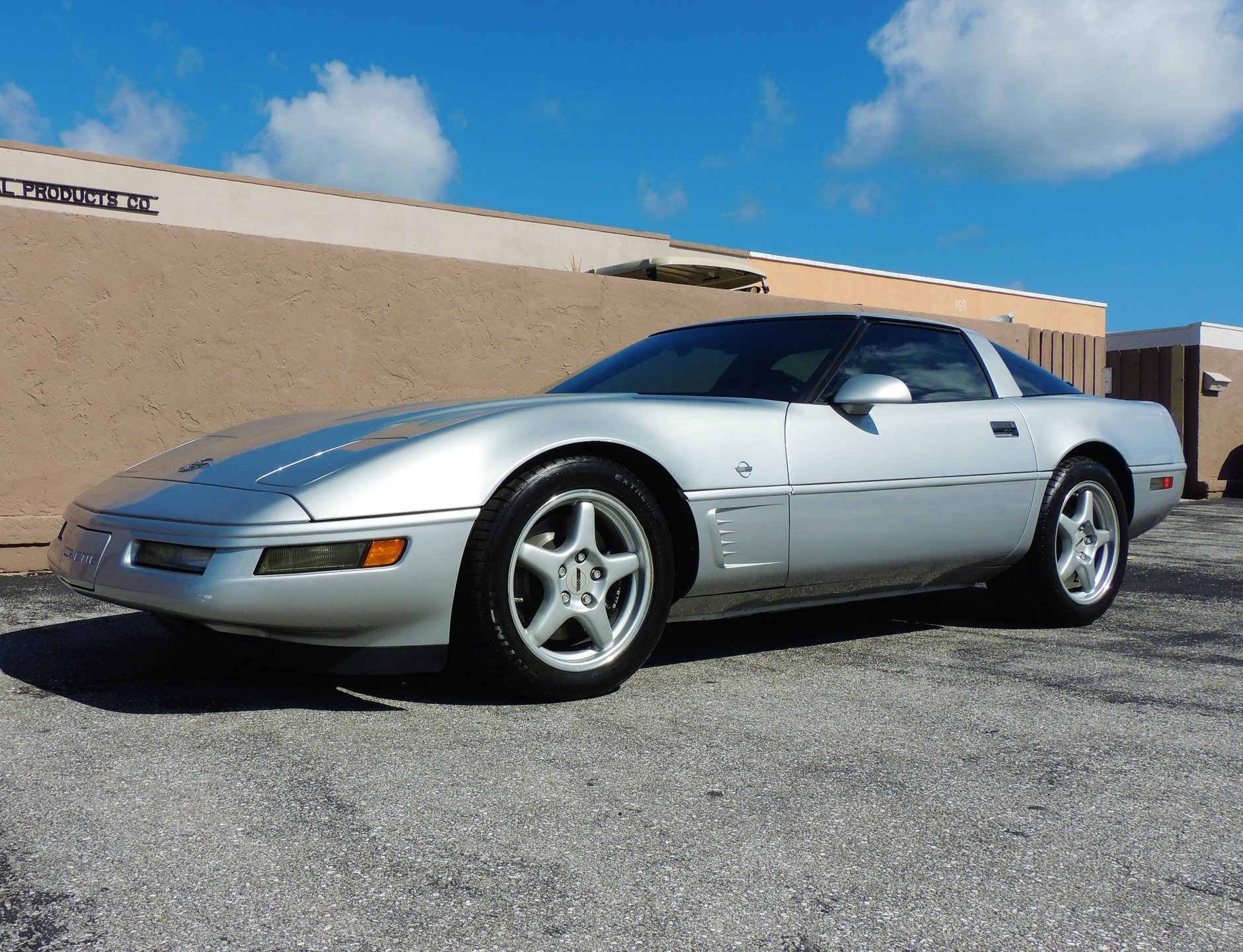 1996 chevrolet corvette collector s edition coupe