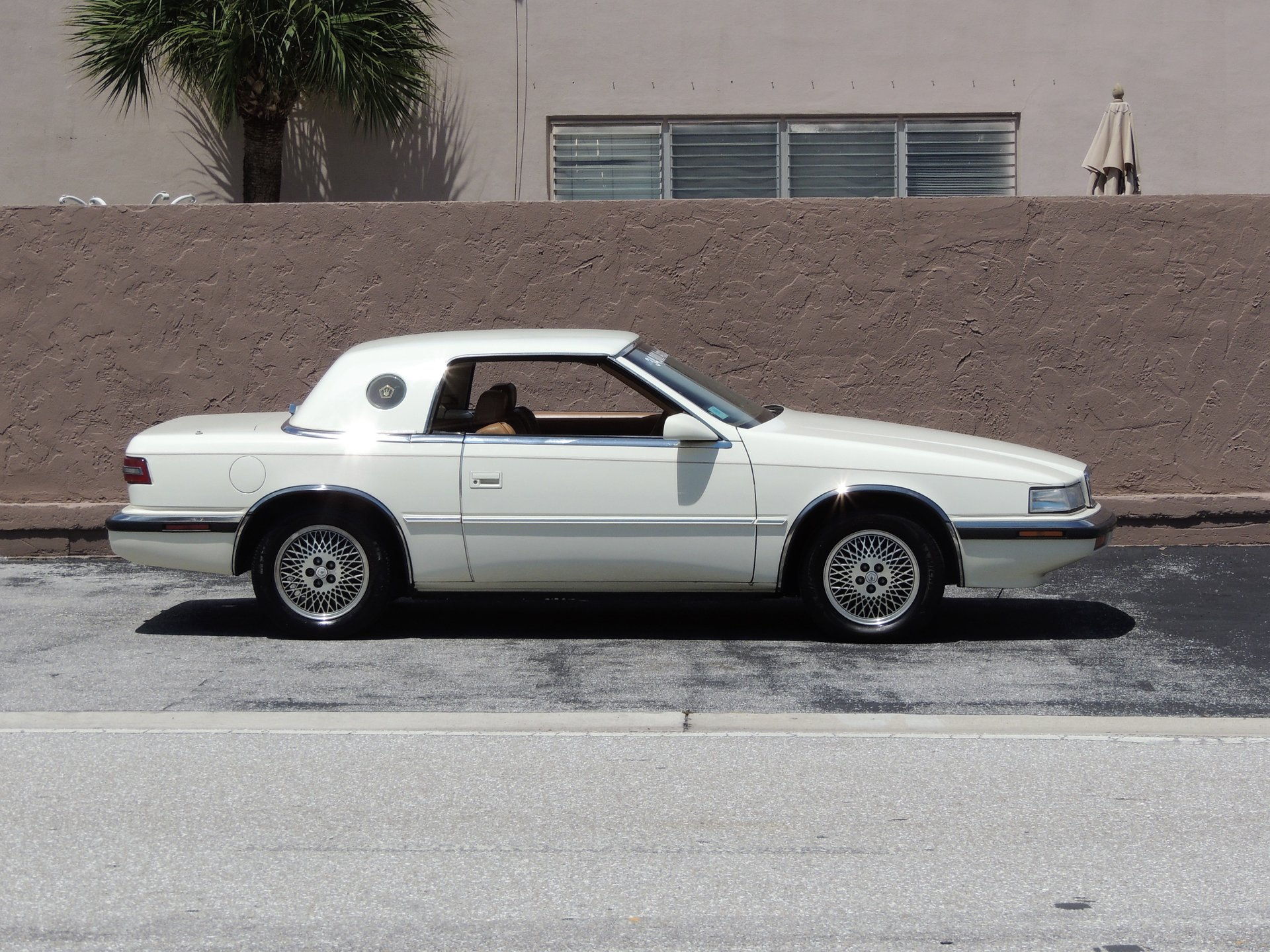 1990 chrysler maserati tc convertible