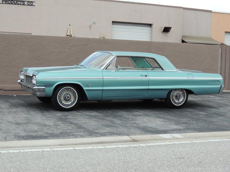 1964 Chevrolet Impala Ss 409 Premier Auction