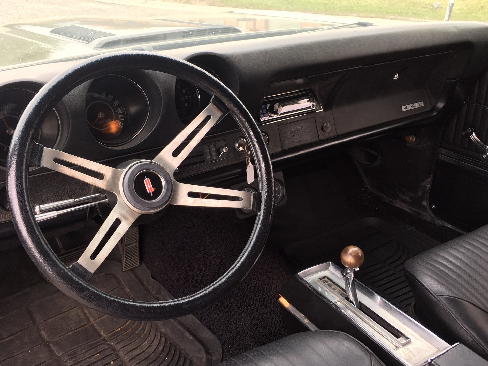 1968 Oldsmobile Cutlass 442 | Premier Auction