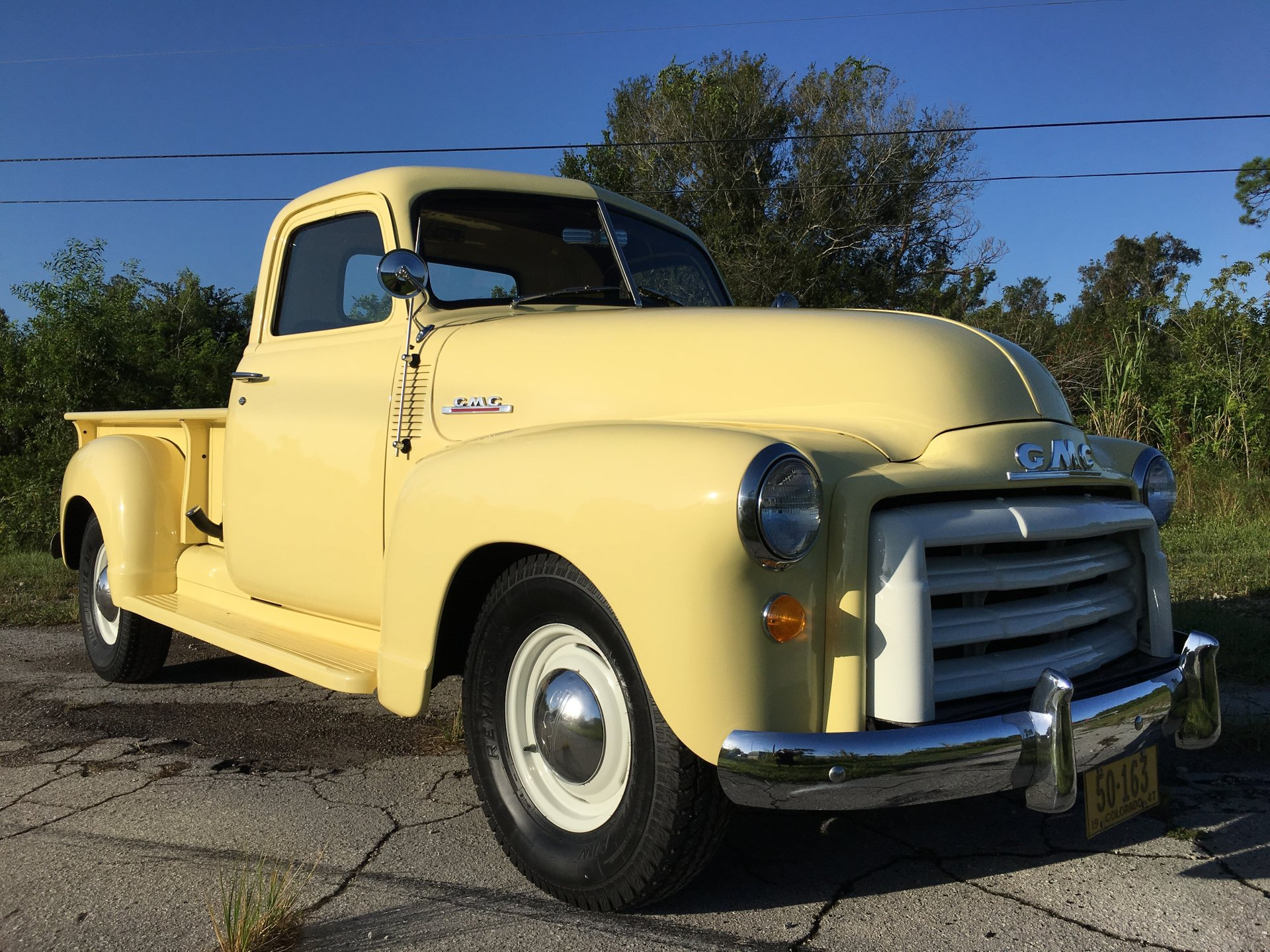 1947 gmc stepside pickup