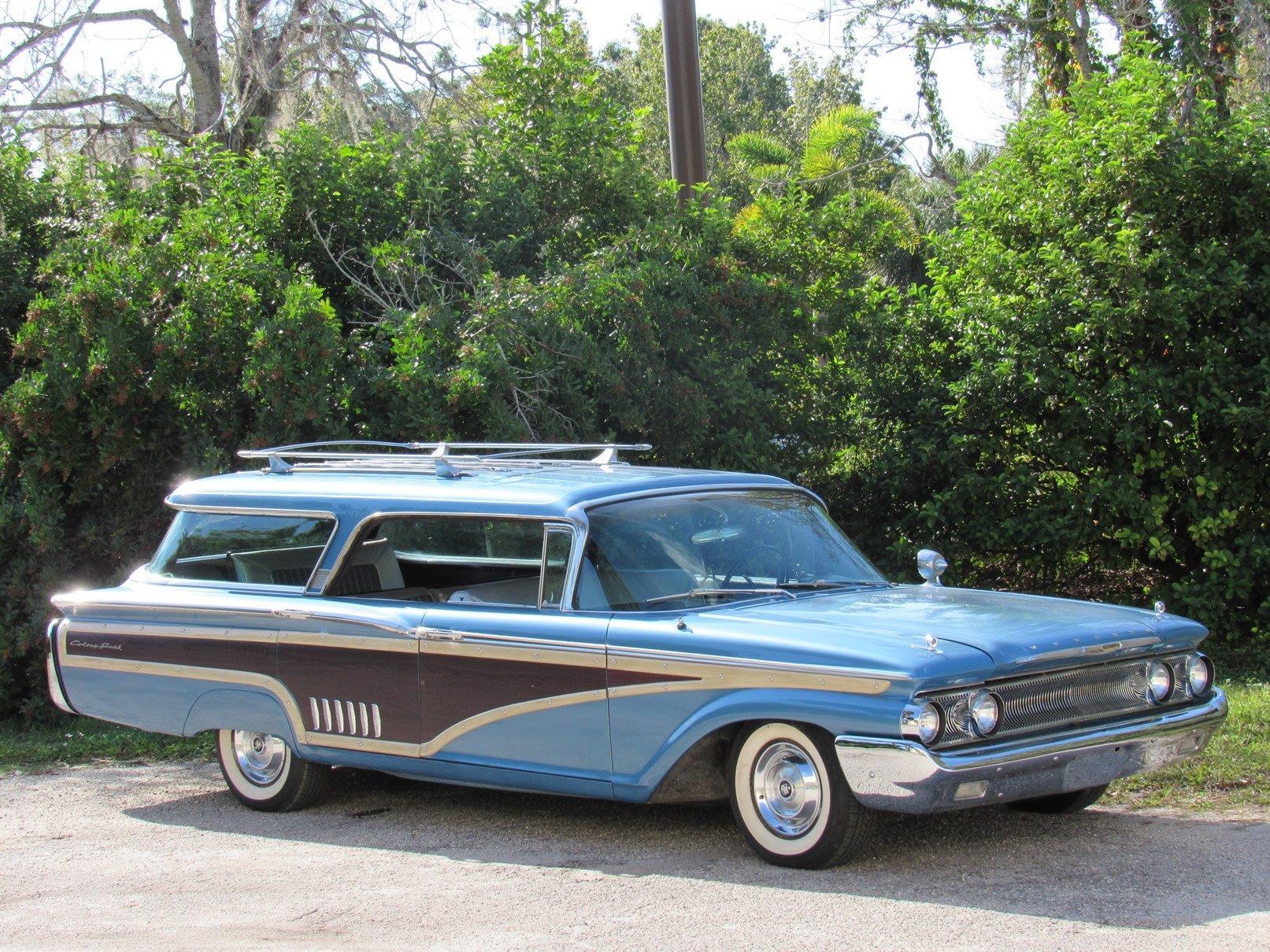 1960 mercury colony park station wagon