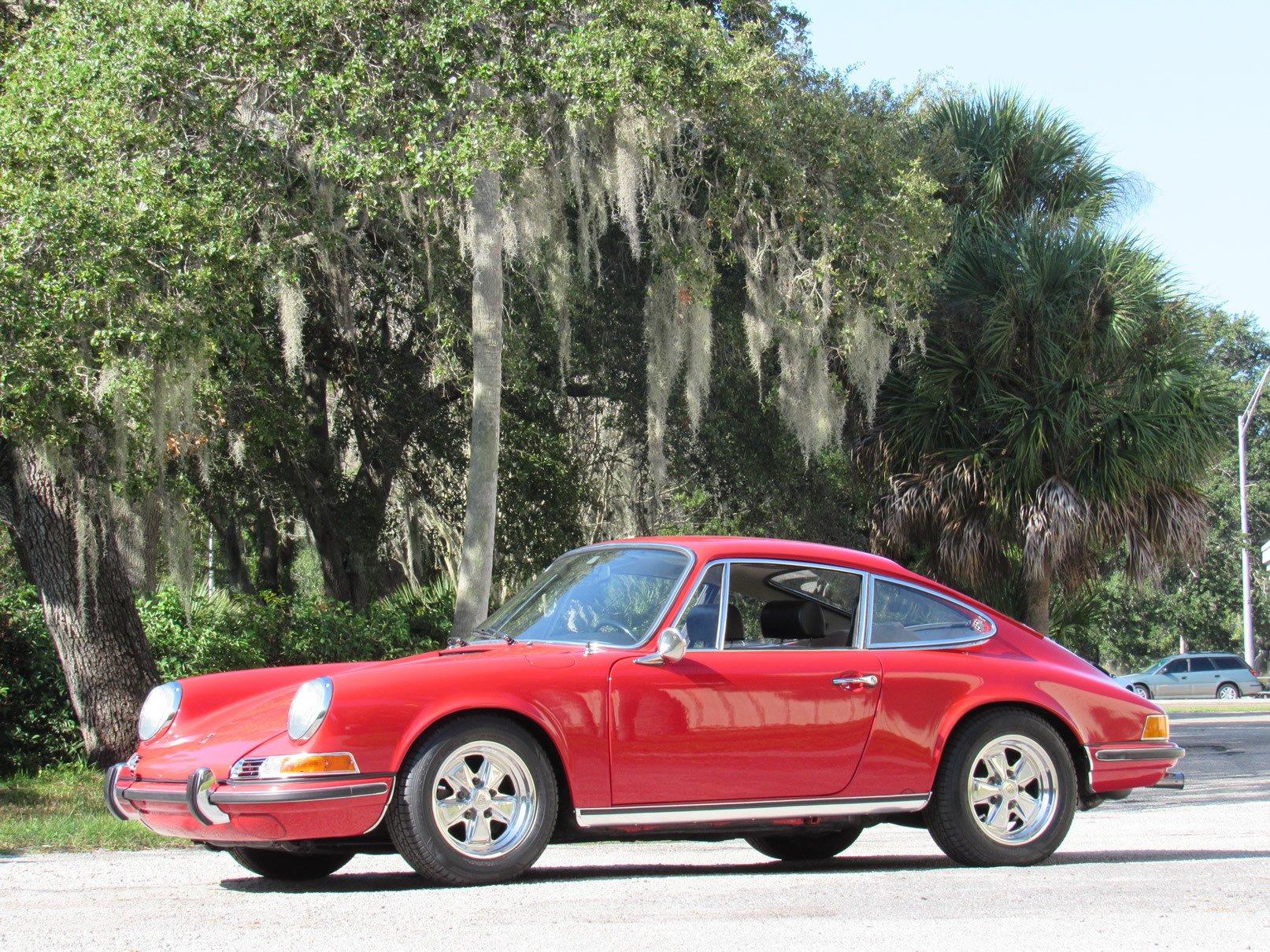 1971 porsche 911 t coupe