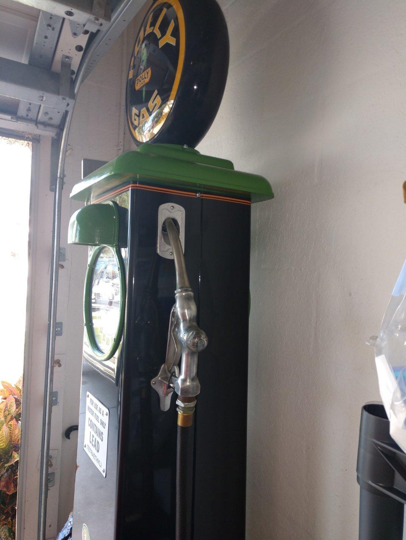 Polly Gas Pump   Premier Auction