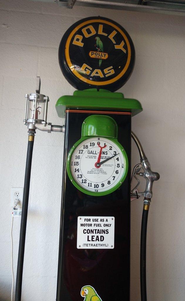 Polly Gas Pump