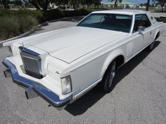 1978 lincoln mark v coupe