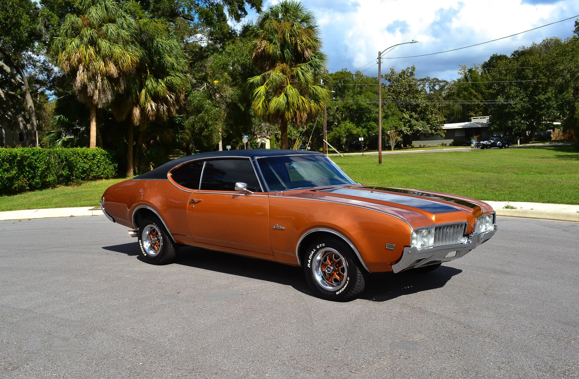 1969 oldsmobile cutlass coupe