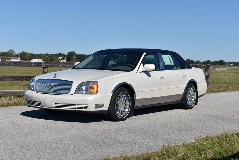 2002 Cadillac Sedan DeVille