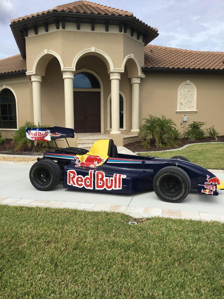 2009 Formula One Red Bull