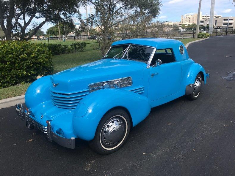 1968 Cord 810
