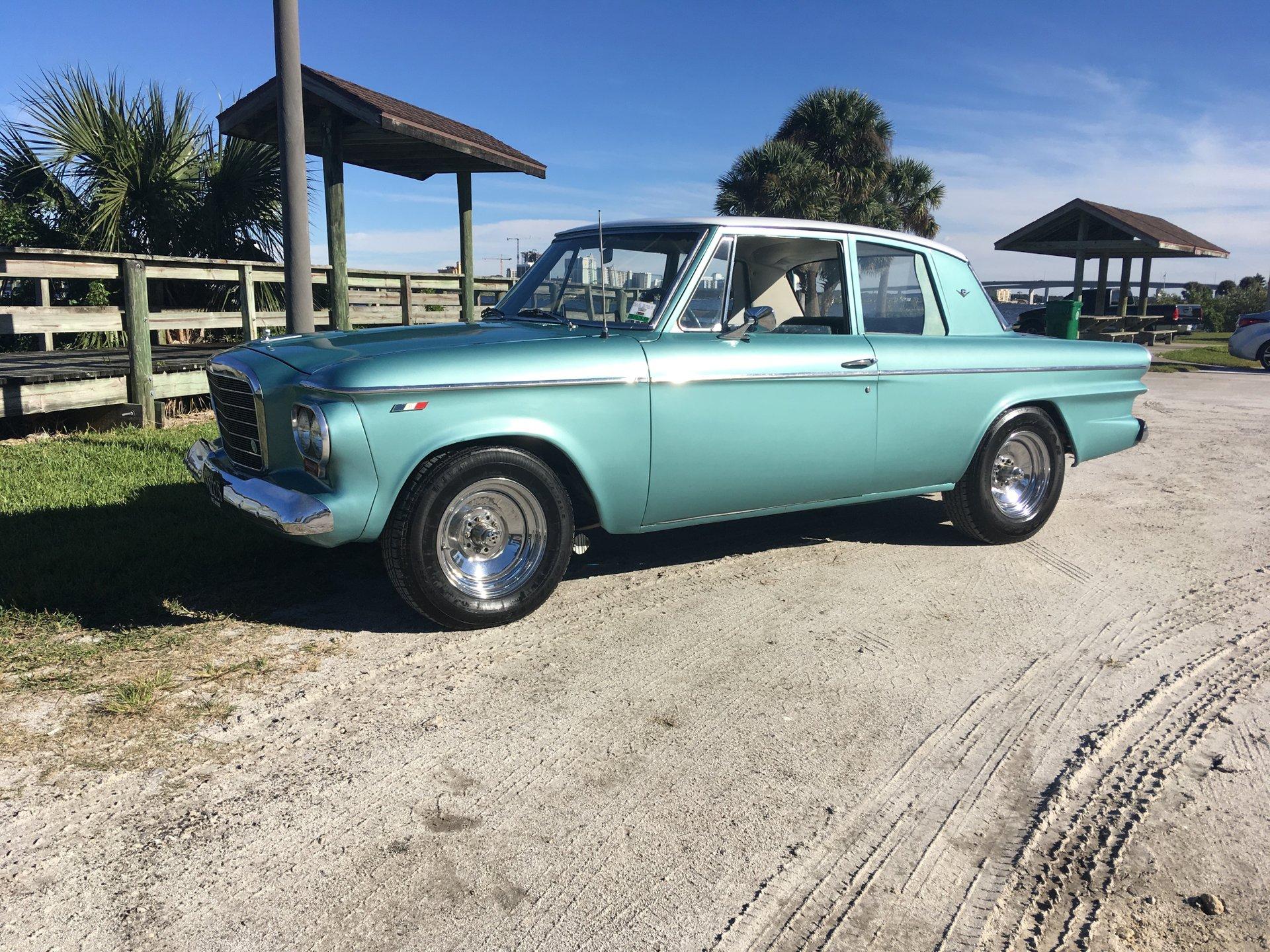 1963 studebaker lark sedan