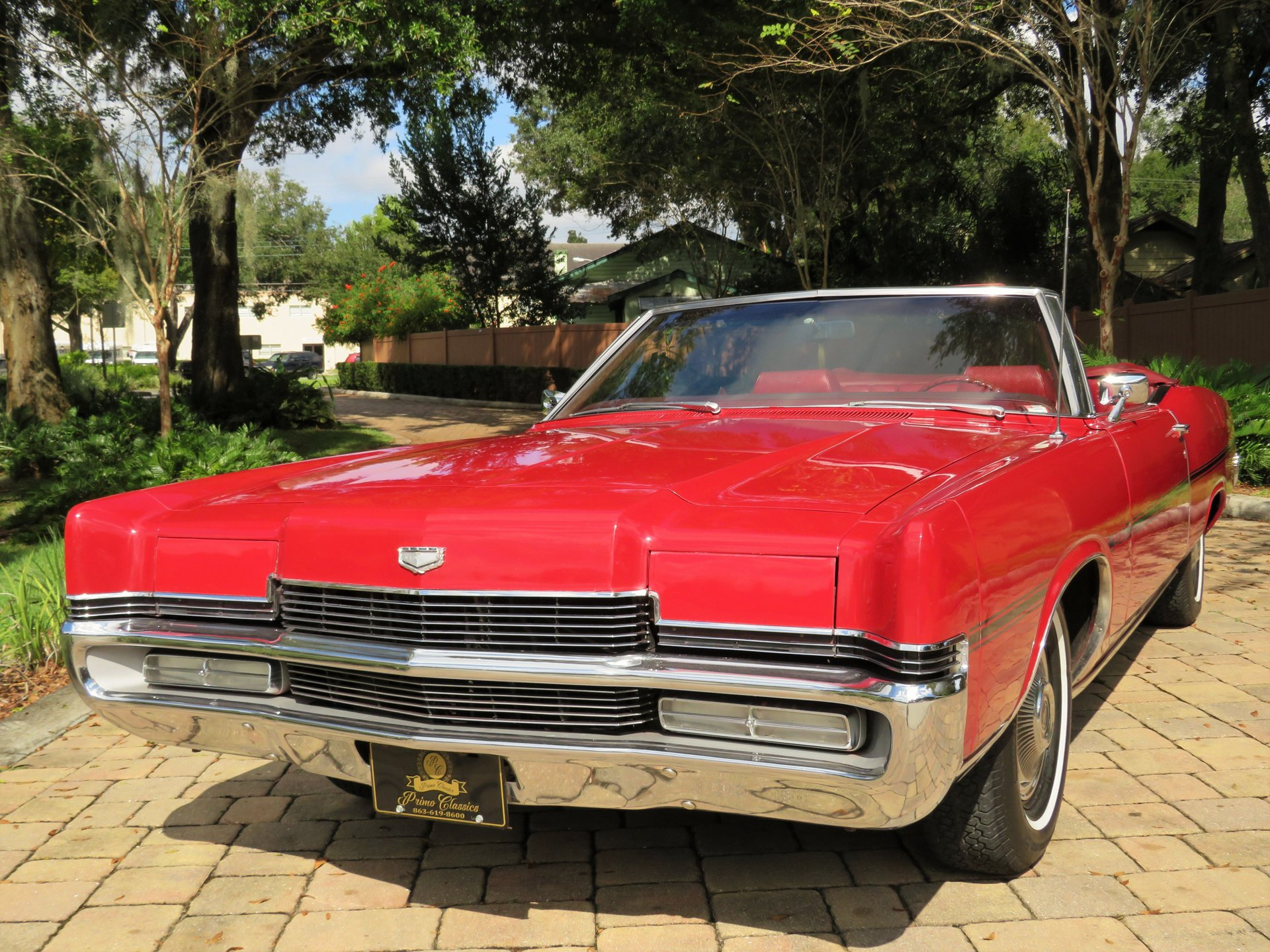1969 mercury grand marquis 429 convertible