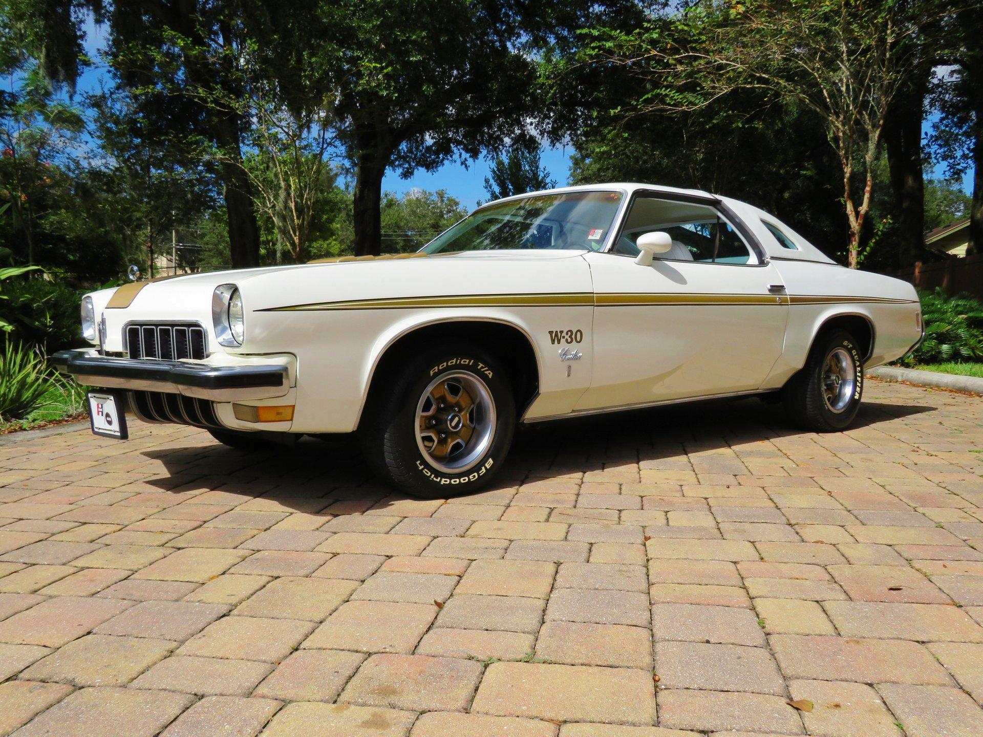 1973 oldsmobile hurst w 30