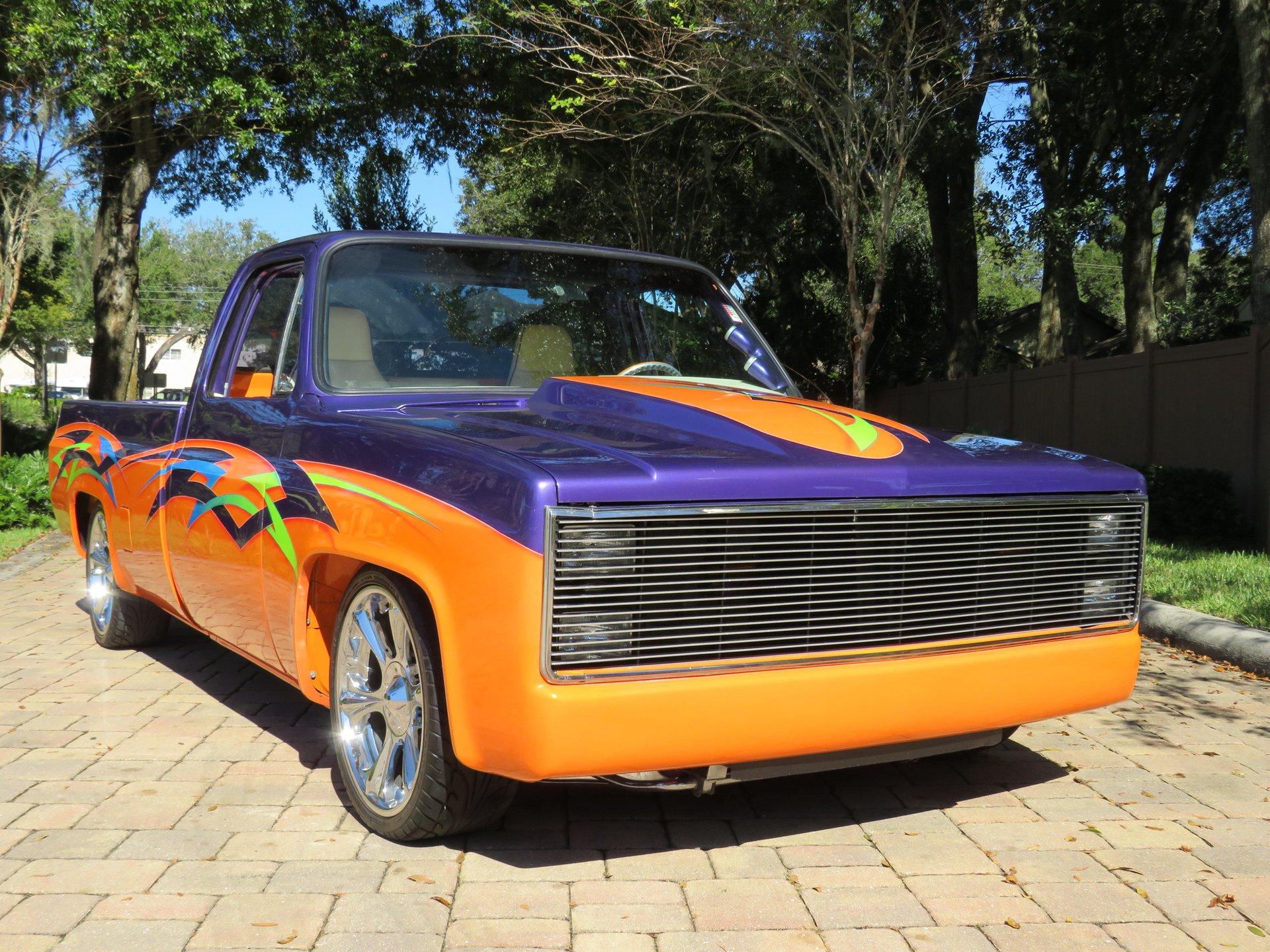 1987 chevrolet r v10 custom