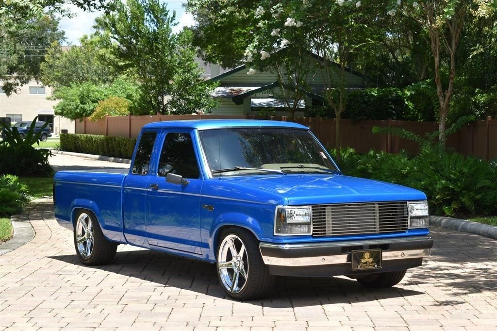 1989 ford ranger xlt custom