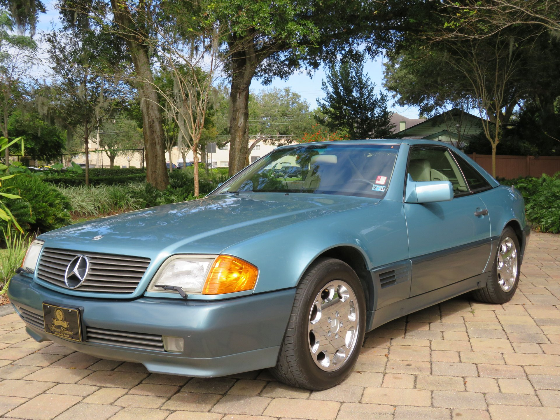 1992 mercedes benz sl500 roadster