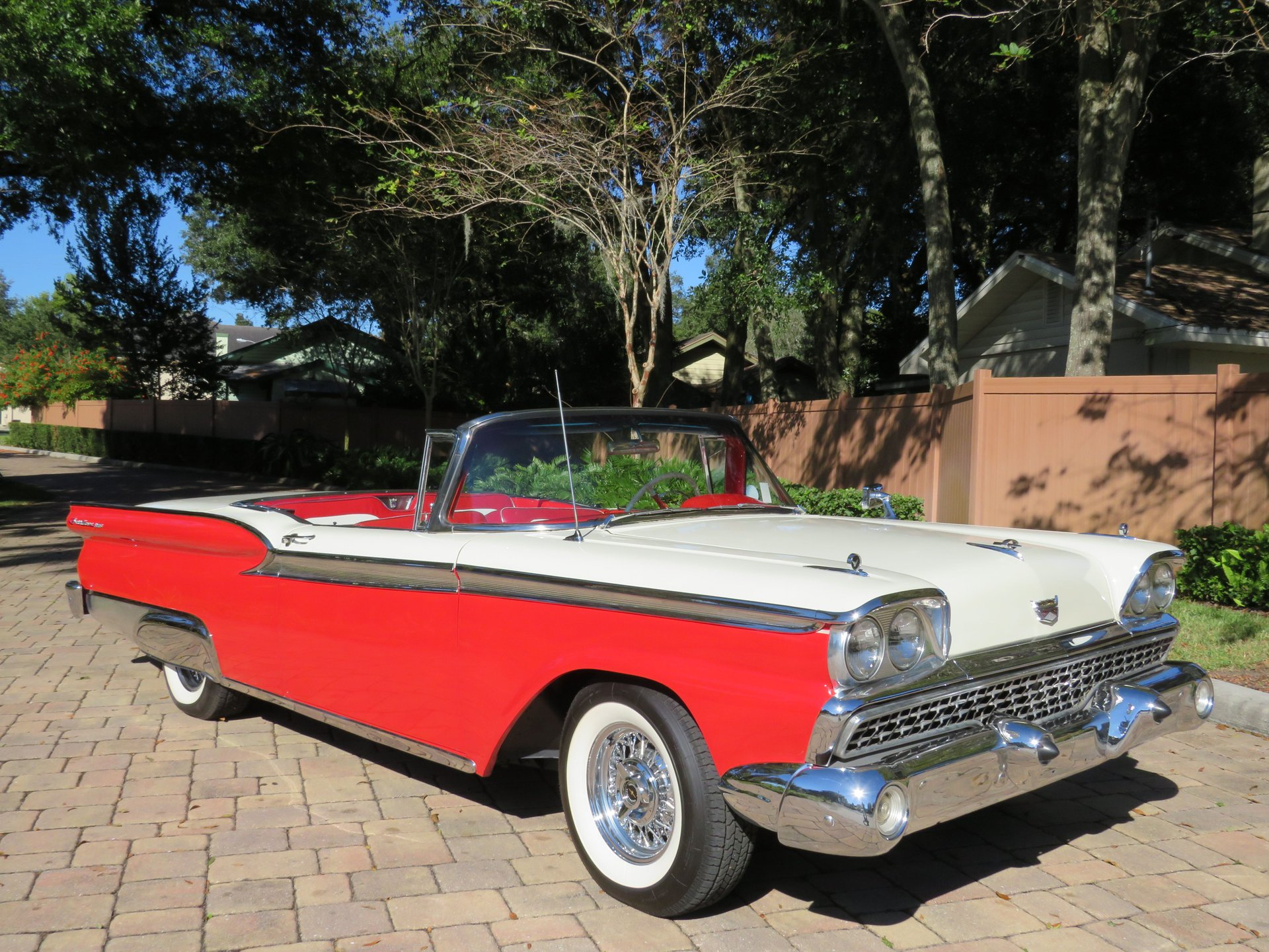 1959 ford fairlane skyliner