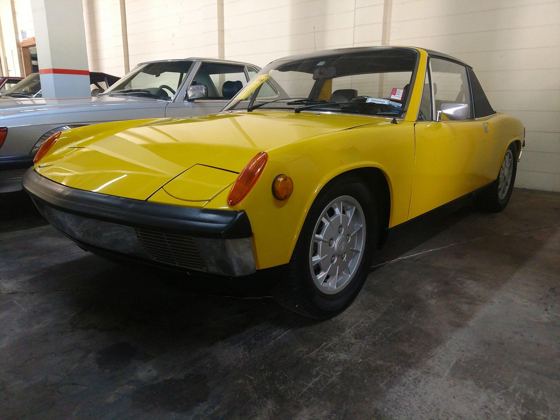 1970 porsche 914 6