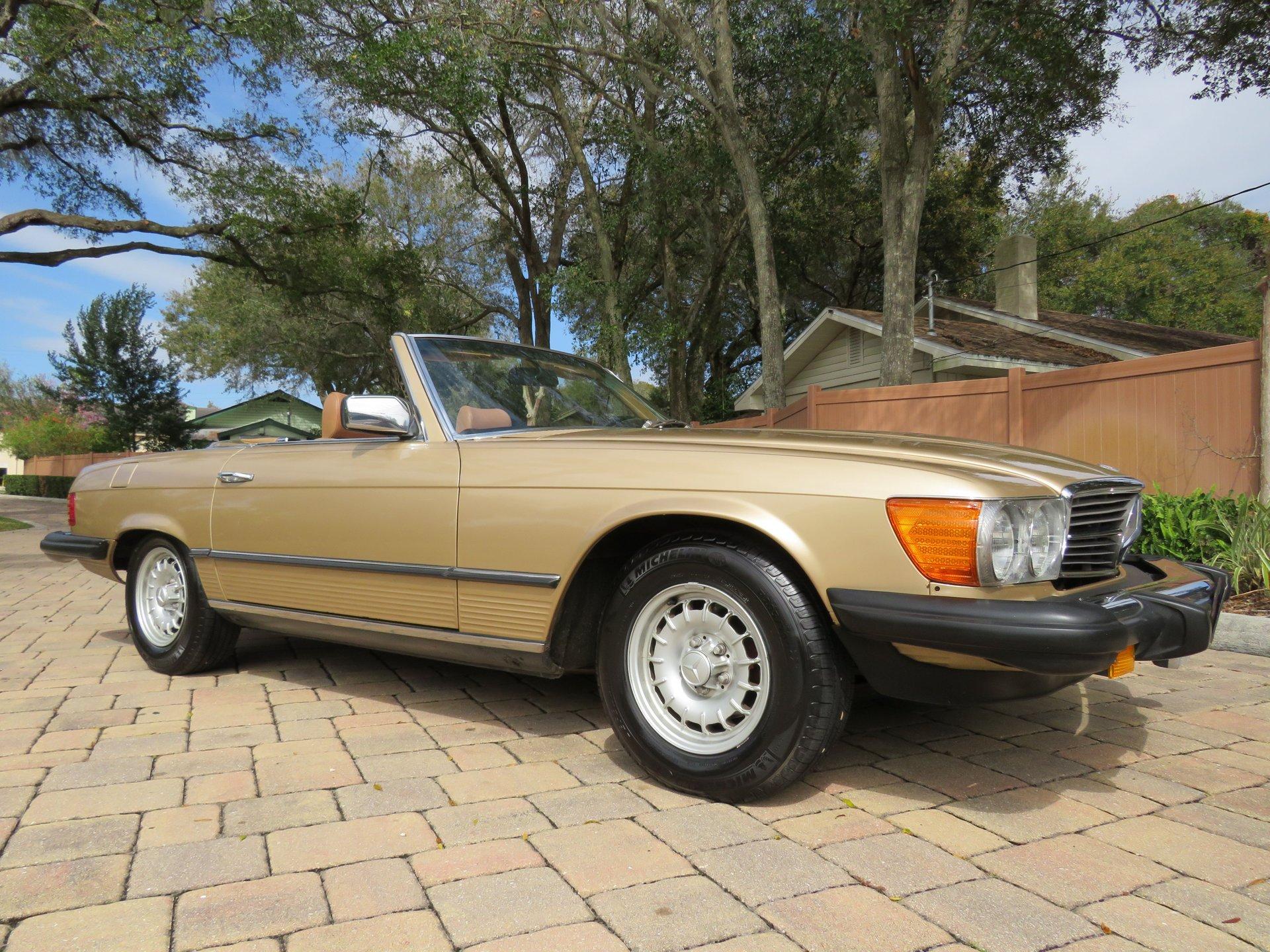 1982 mercedes benz 380