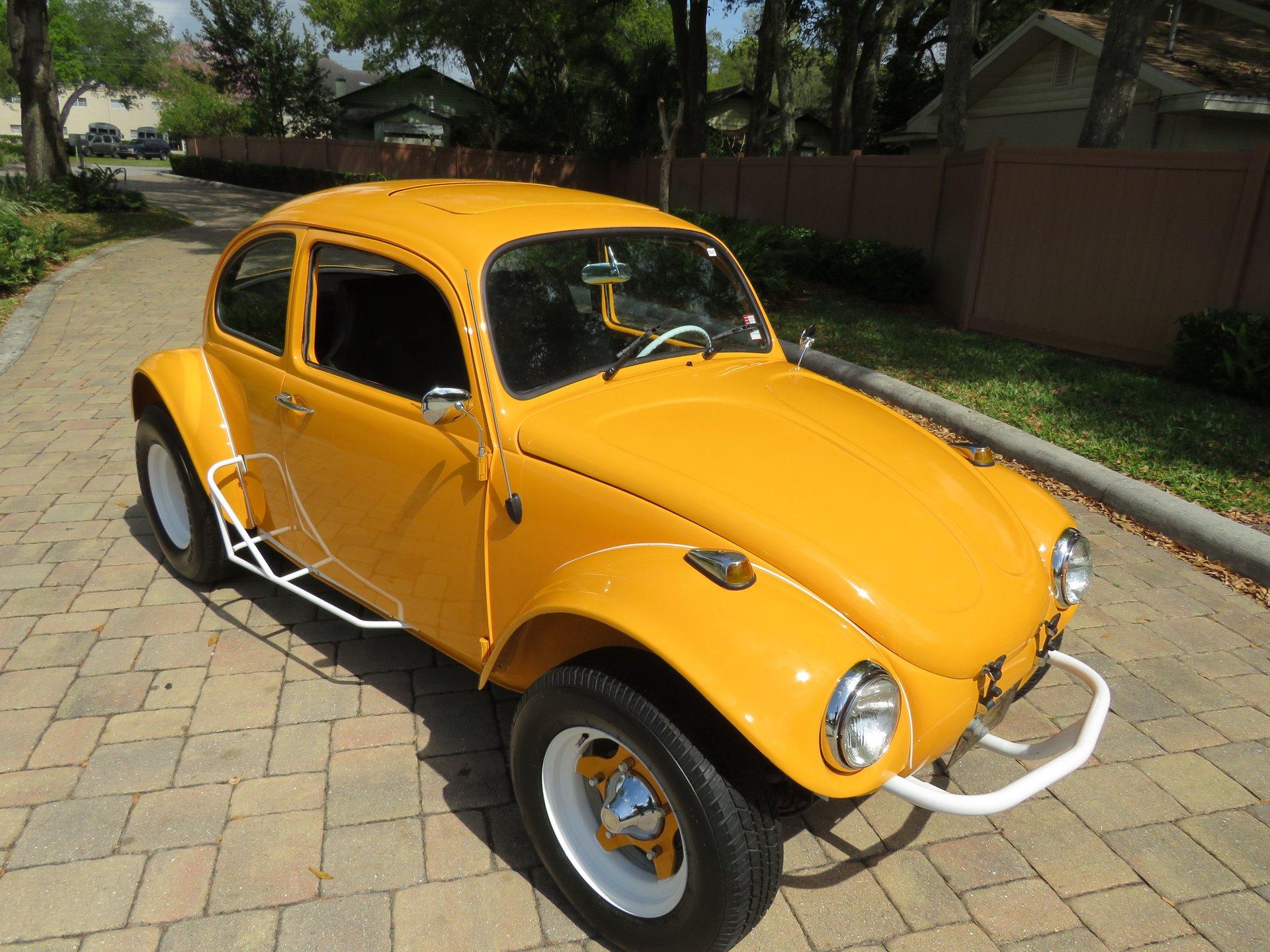 1965 volkswagen baja beetle