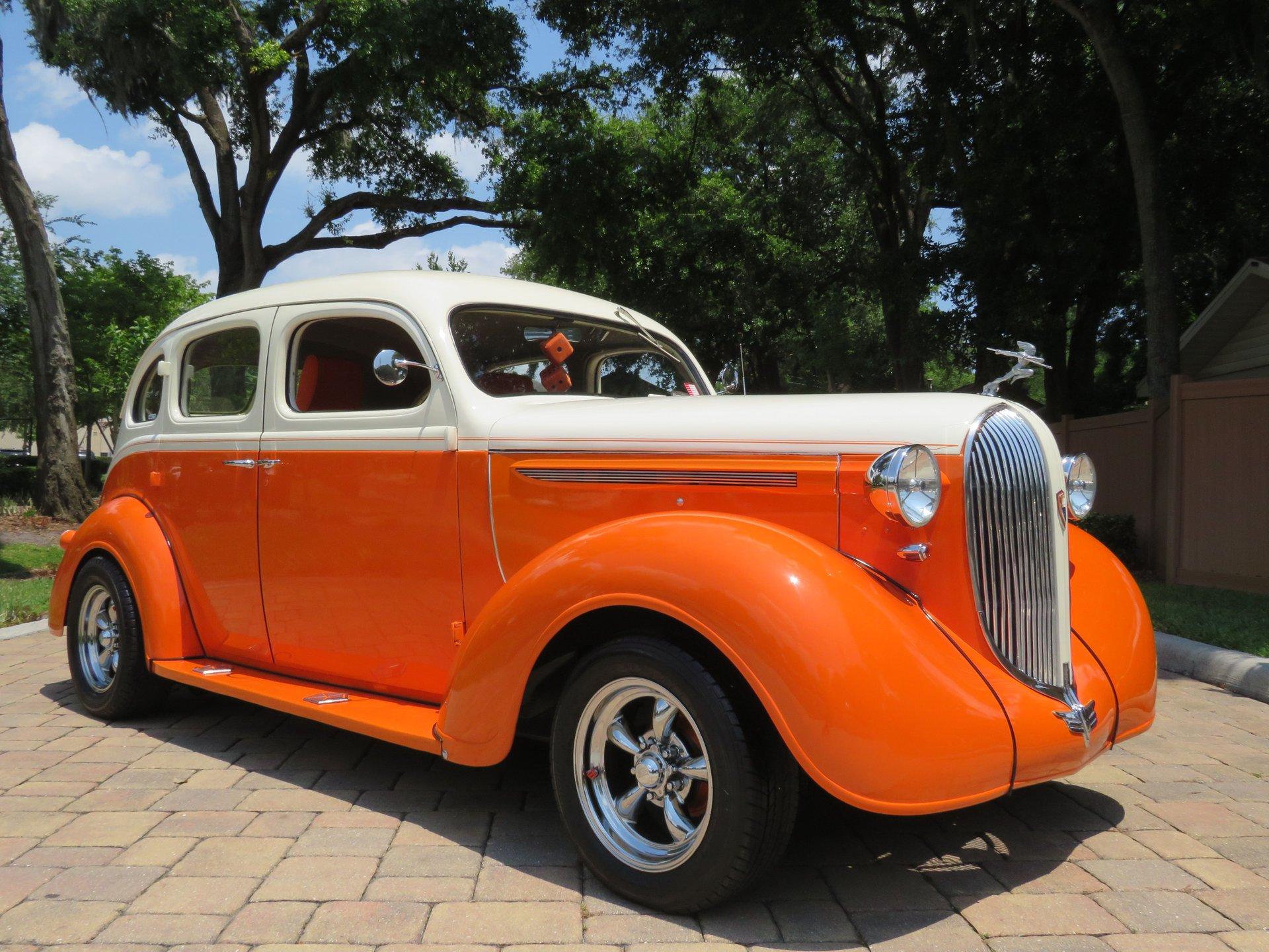 1938 plymouth custom