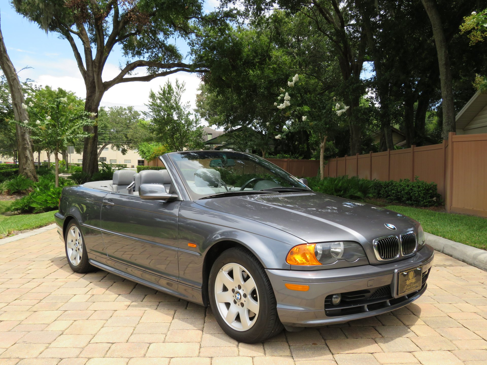 2001 bmw 325ci