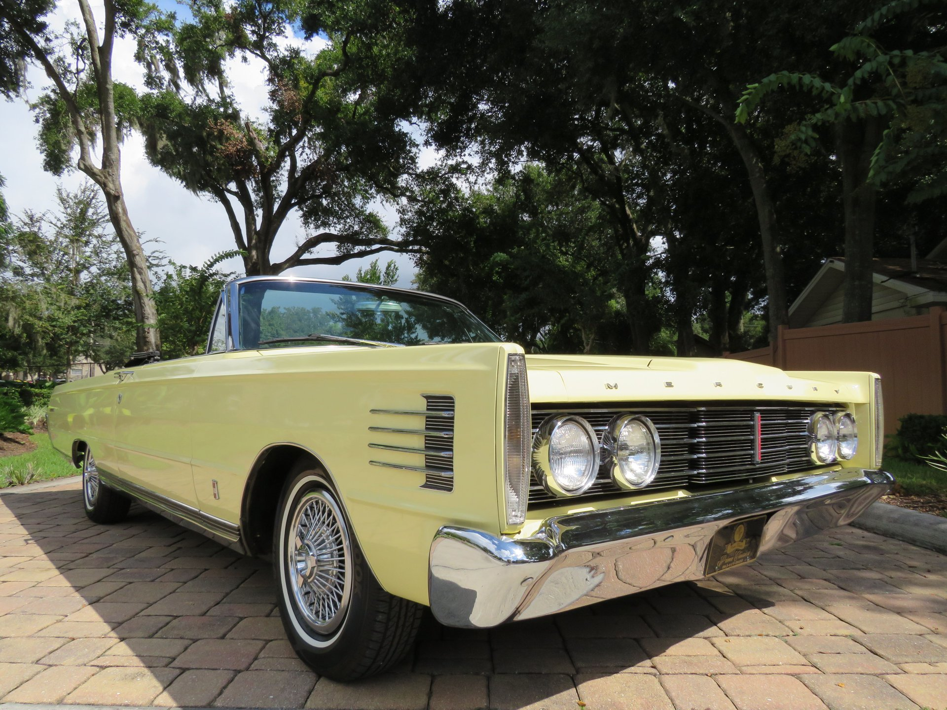 1965 mercury parklane
