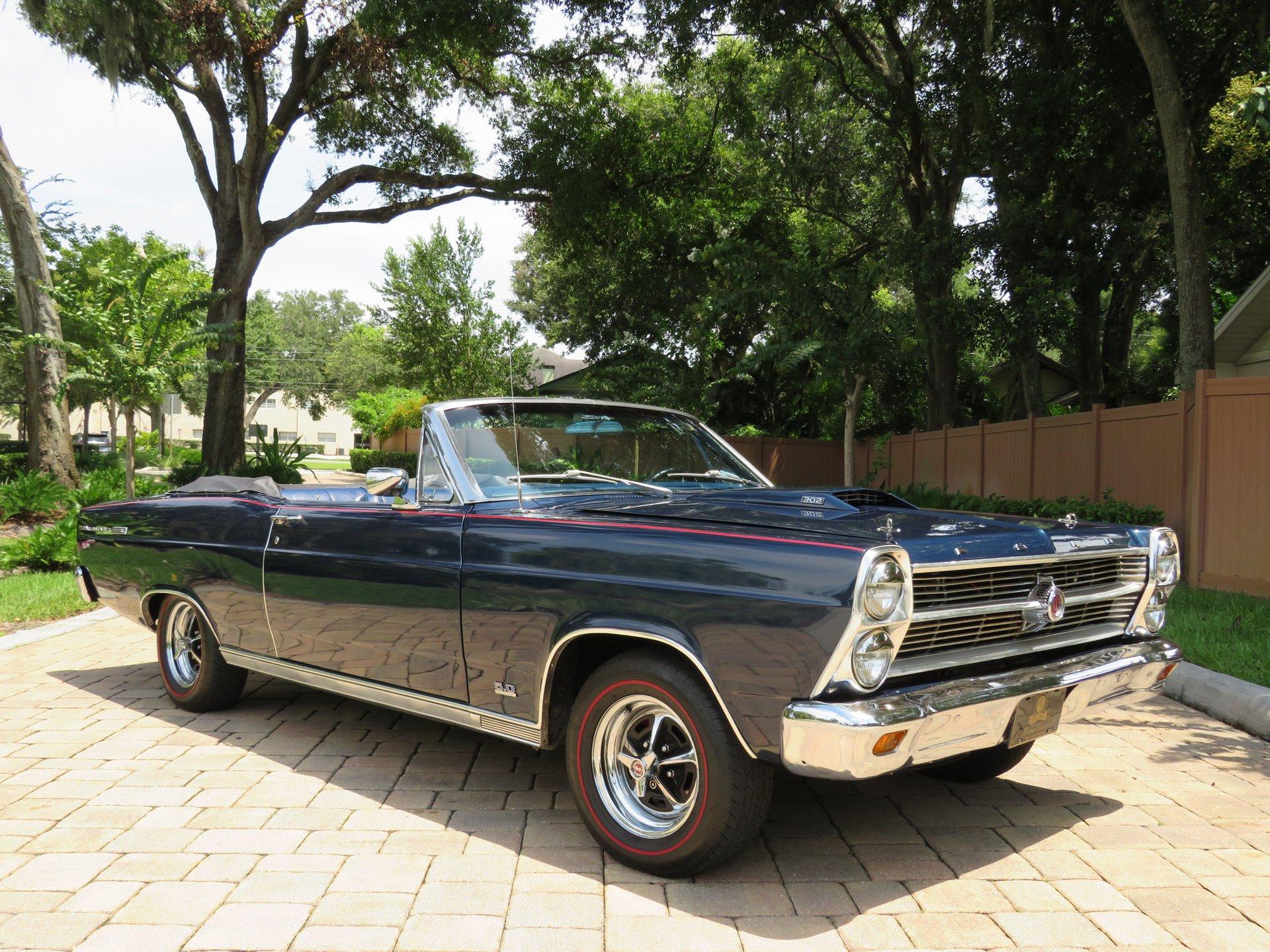 1966 ford fairlane 500xl