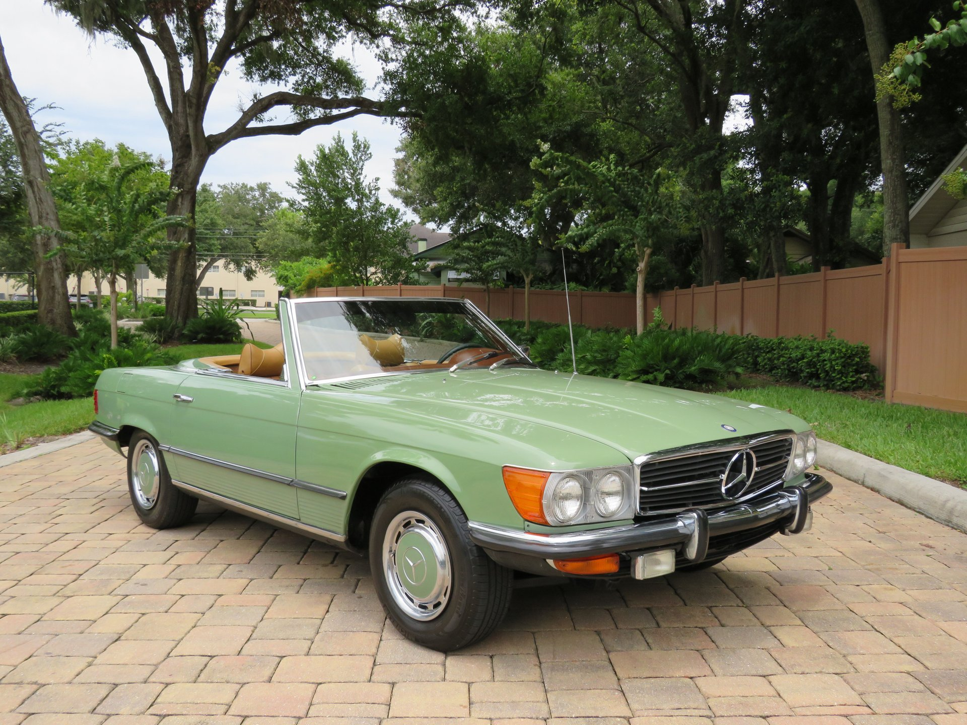 1972 mercedes benz 350