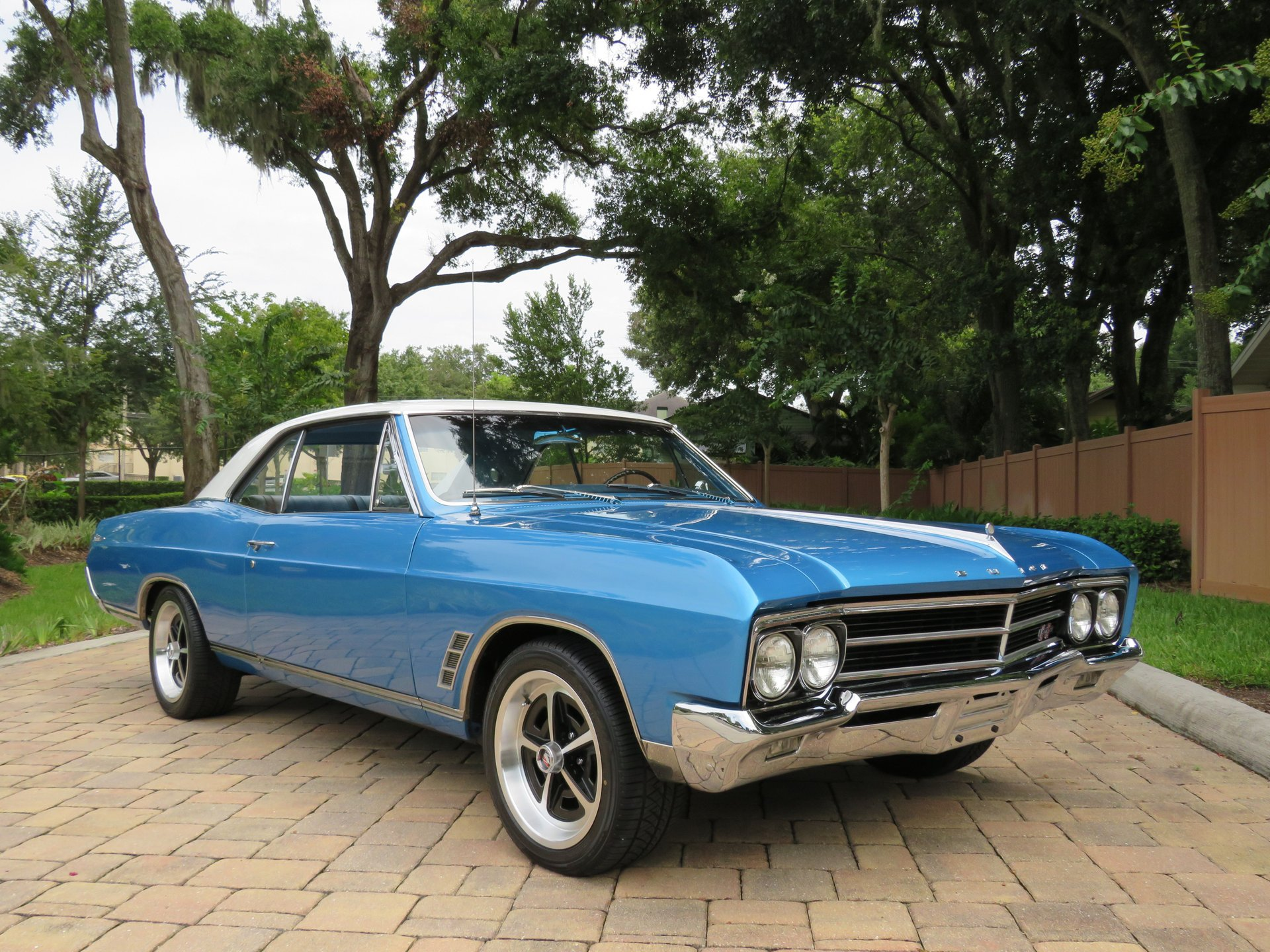 1966 buick skylark 2 door hardtop