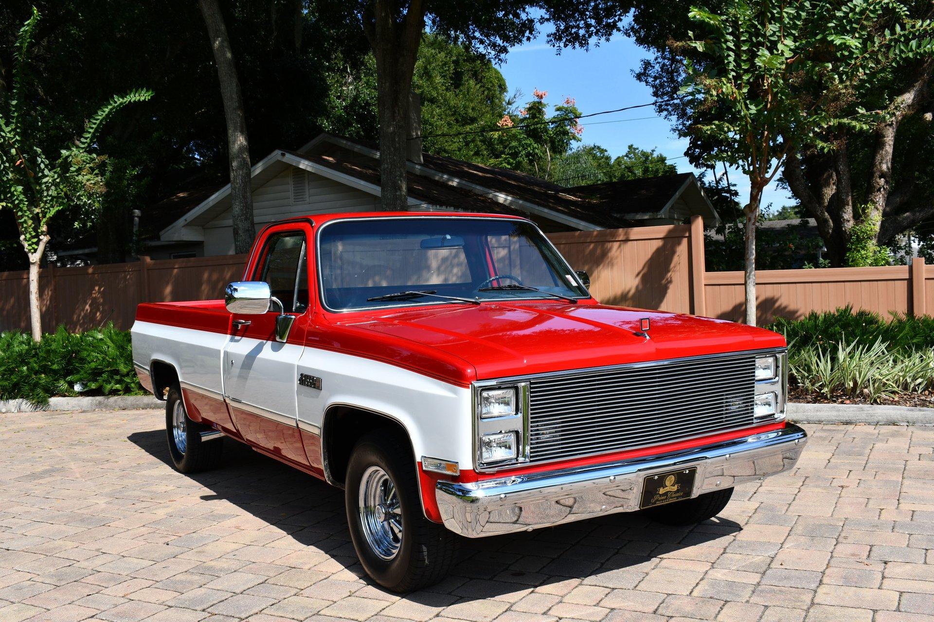 1984 gmc sierra classic