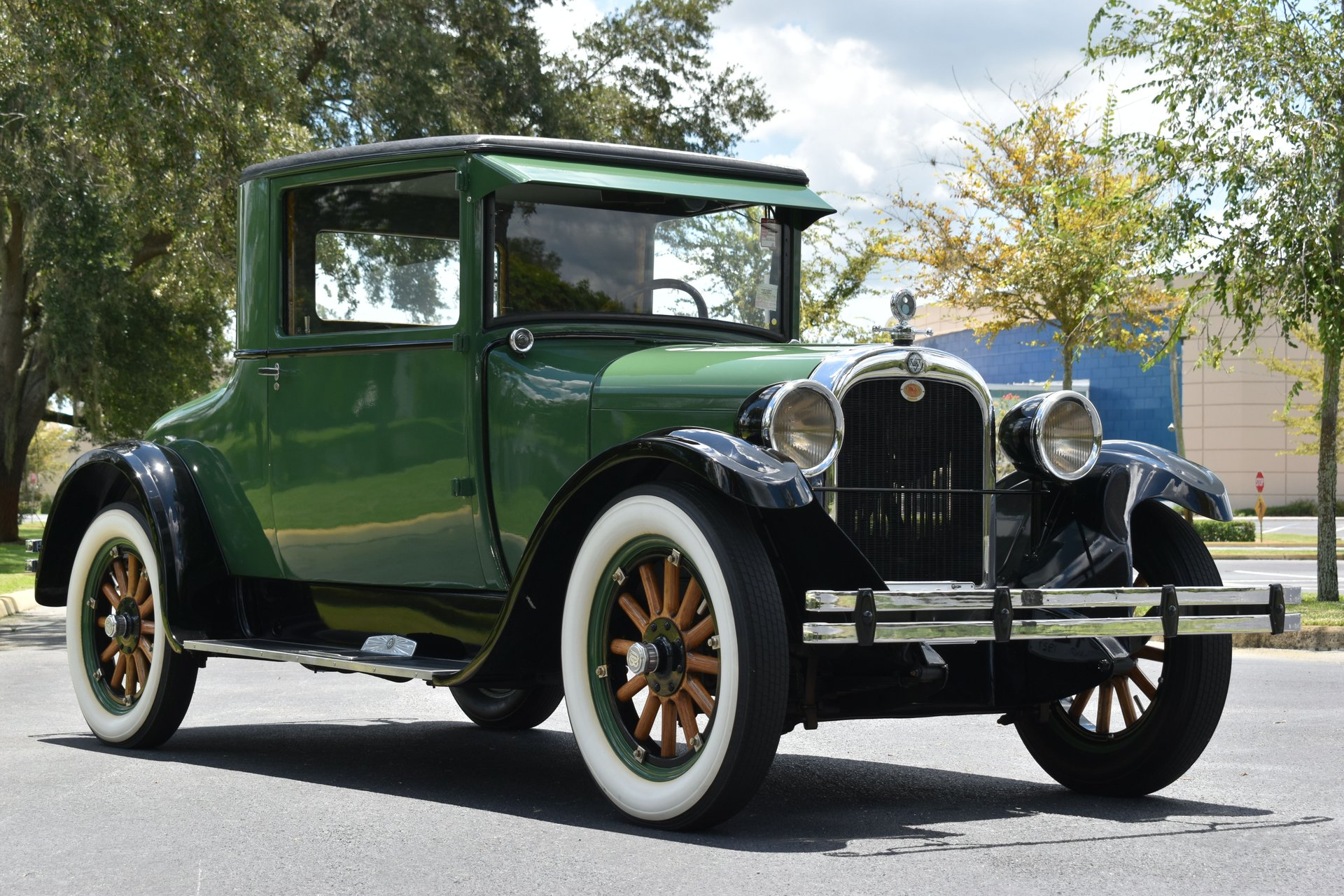 1927 dodge brother business coupe