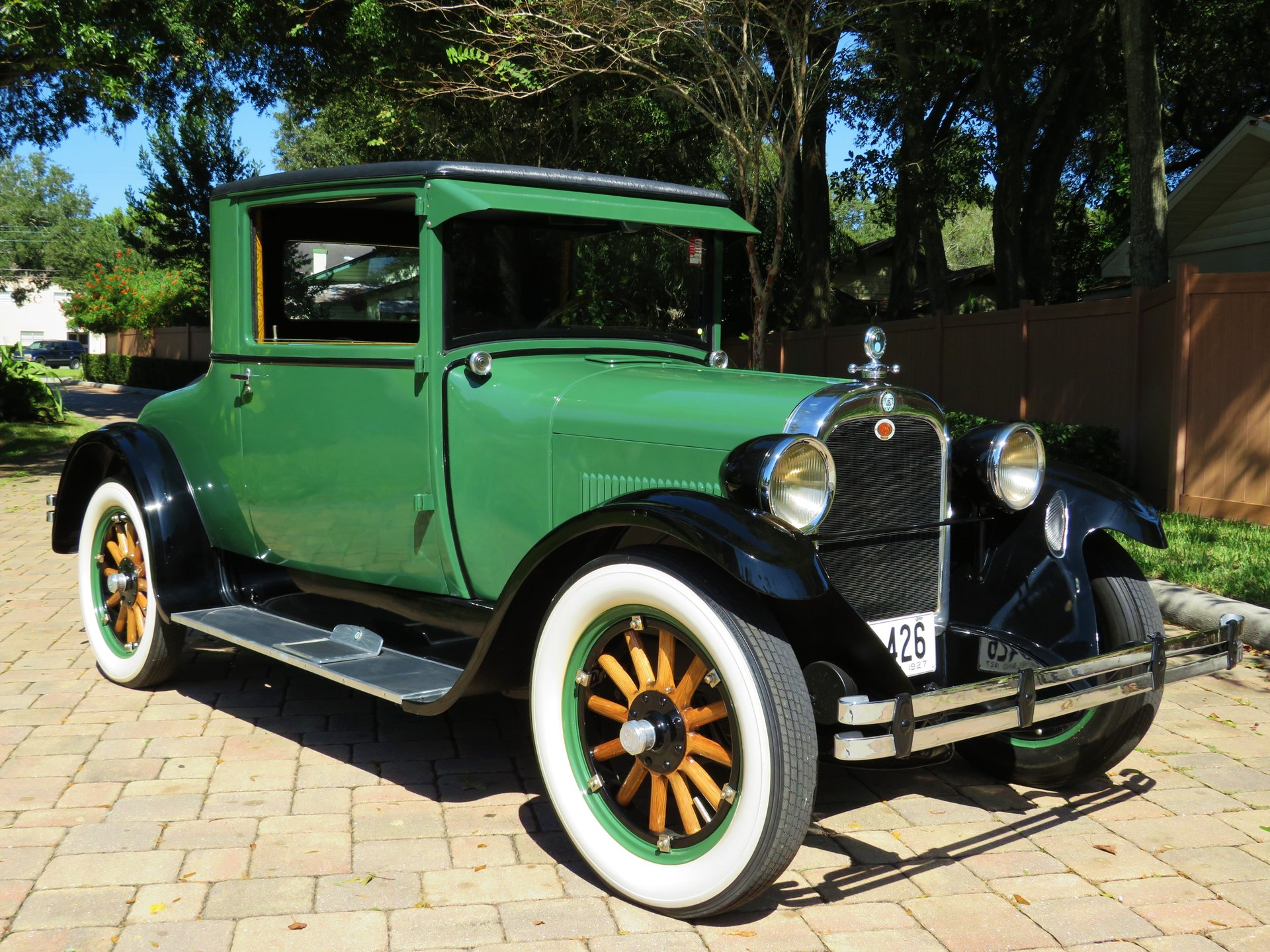 1927 dodge brothers business coupe