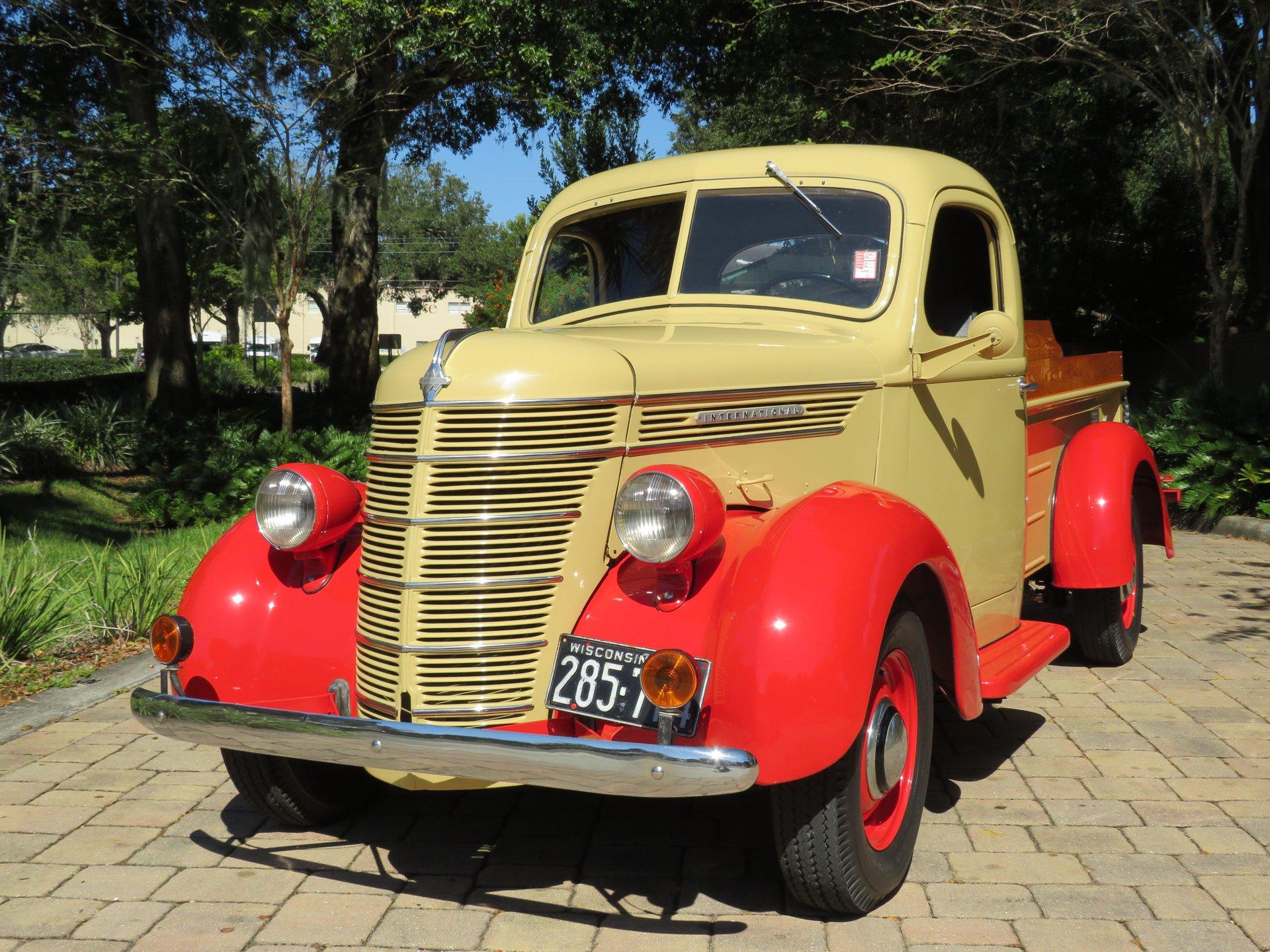 1939 international d2