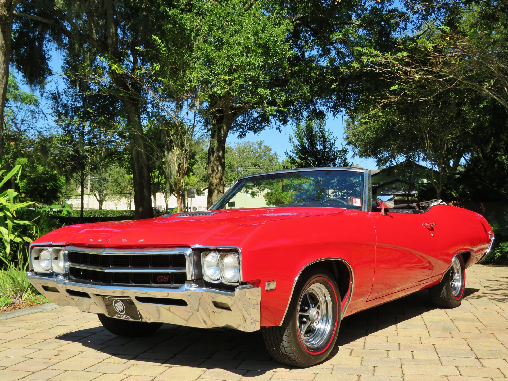 1969 buick gs400 convertible