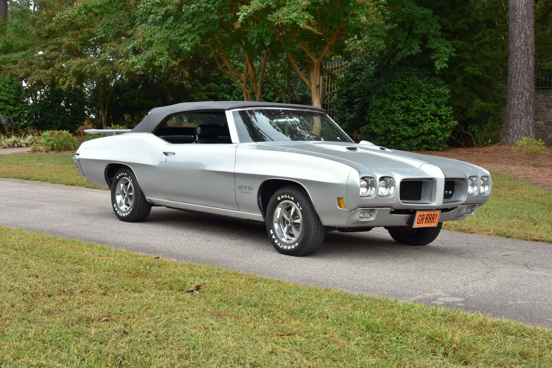 Auction 1970 Pontiac GTO