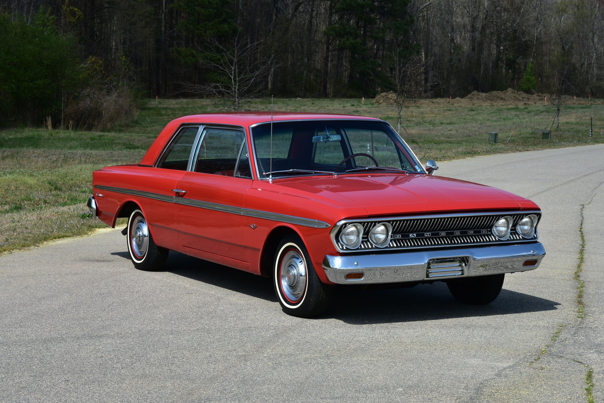 Auction 1963 Rambler 770