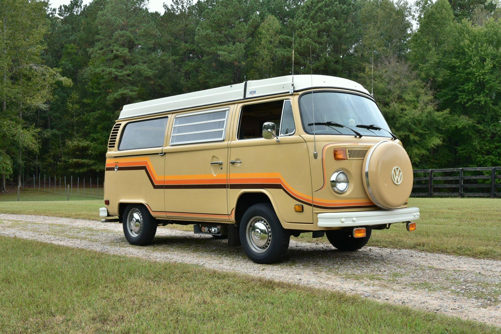 1979 volkswagen westfalia camper
