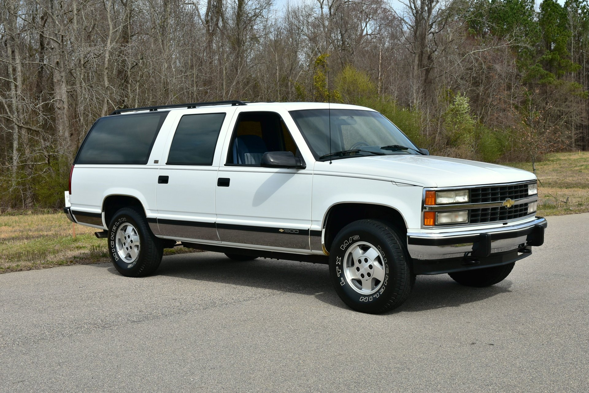 Auction 1993 Chevrolet Suburban