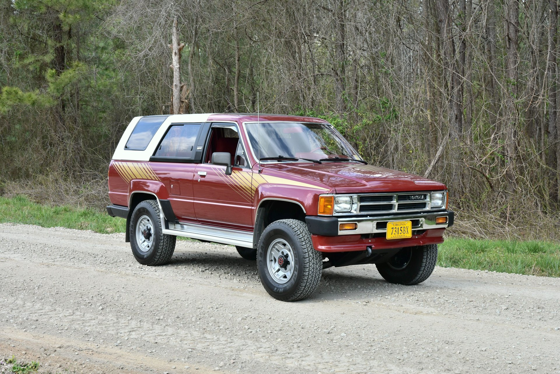 Auction 1987 Toyota 4Runner