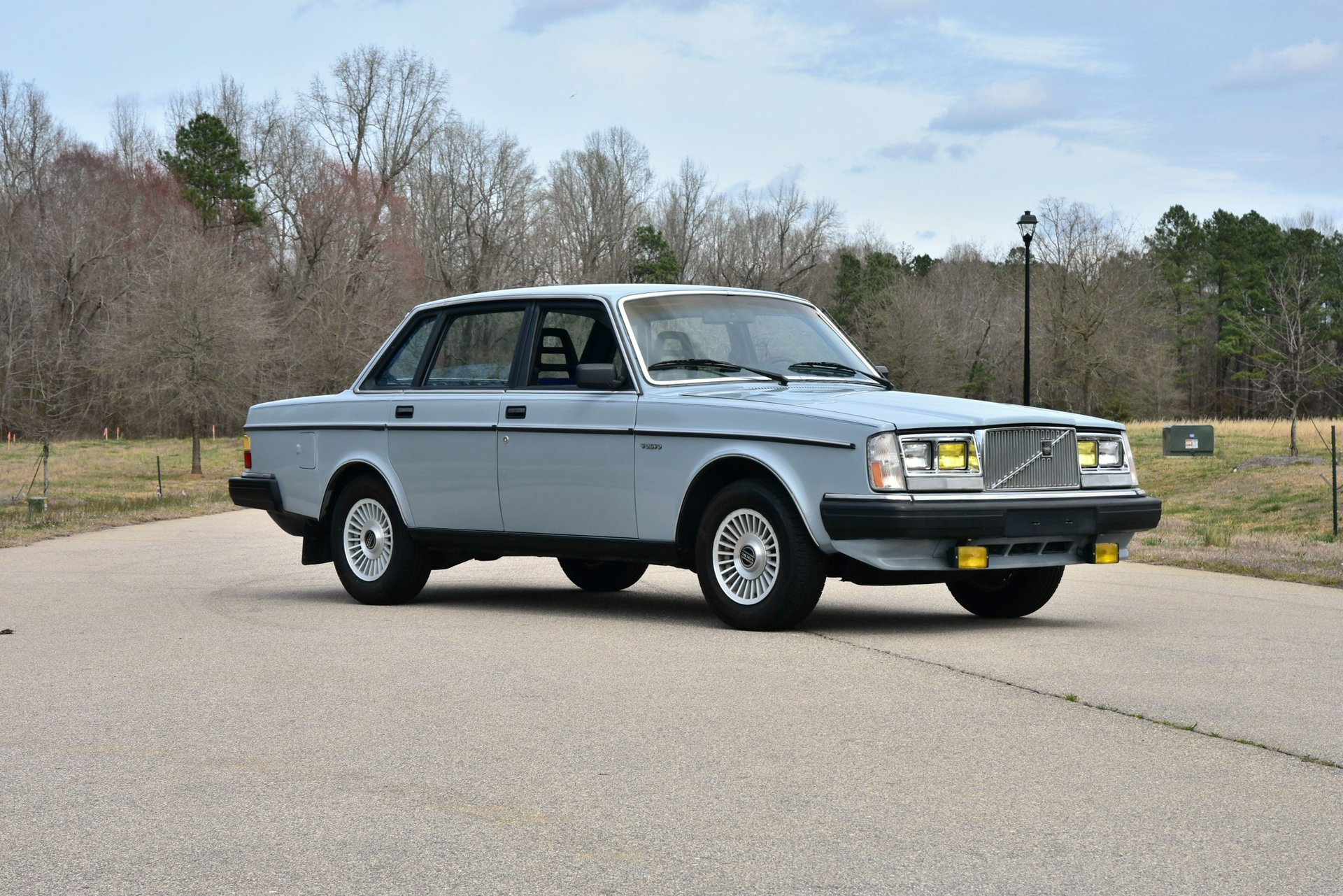1985 volvo 240d