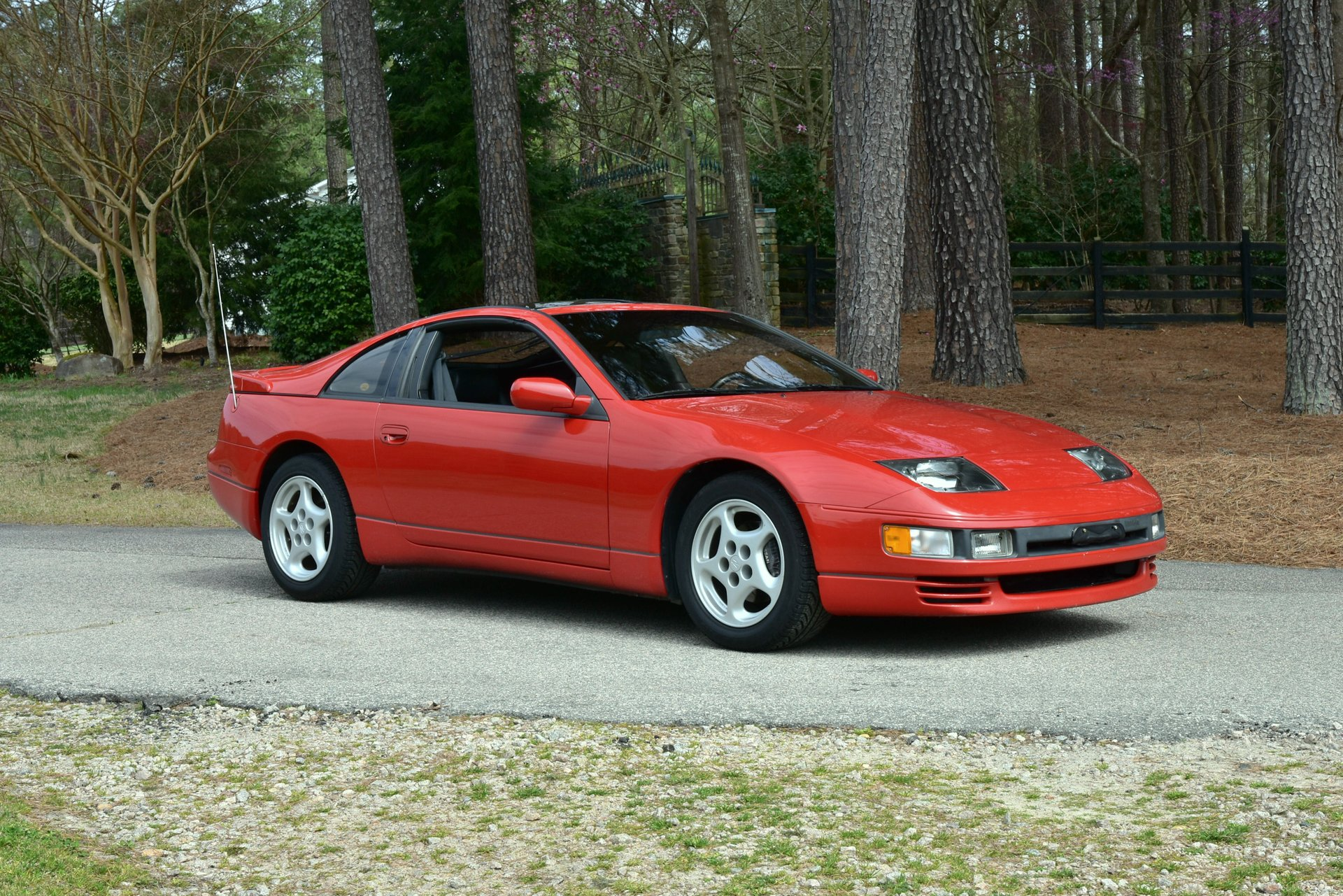 1990 nissan 300zx turbo coupe