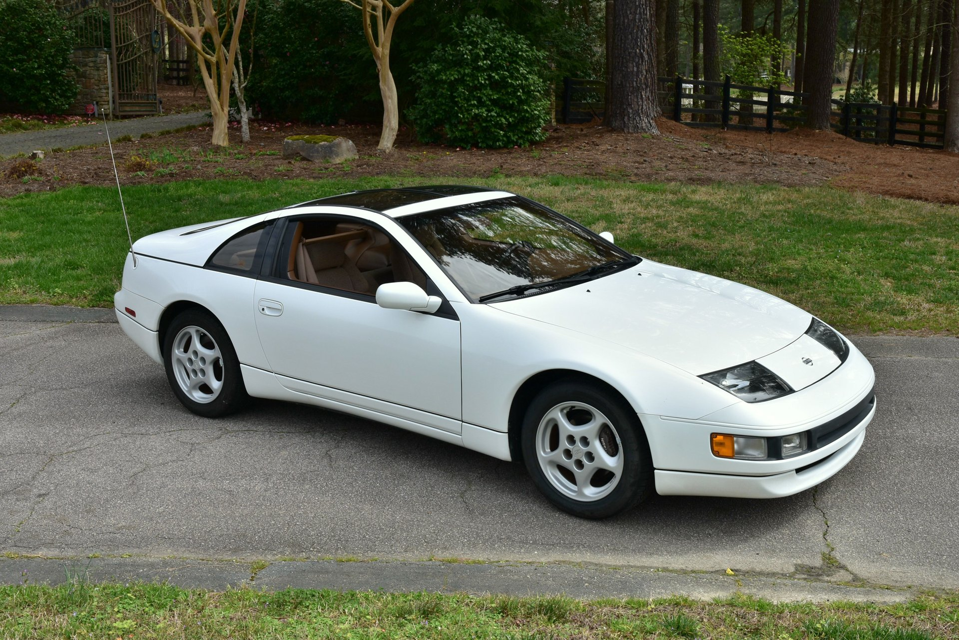 Auction 1991 Nissan 300ZX
