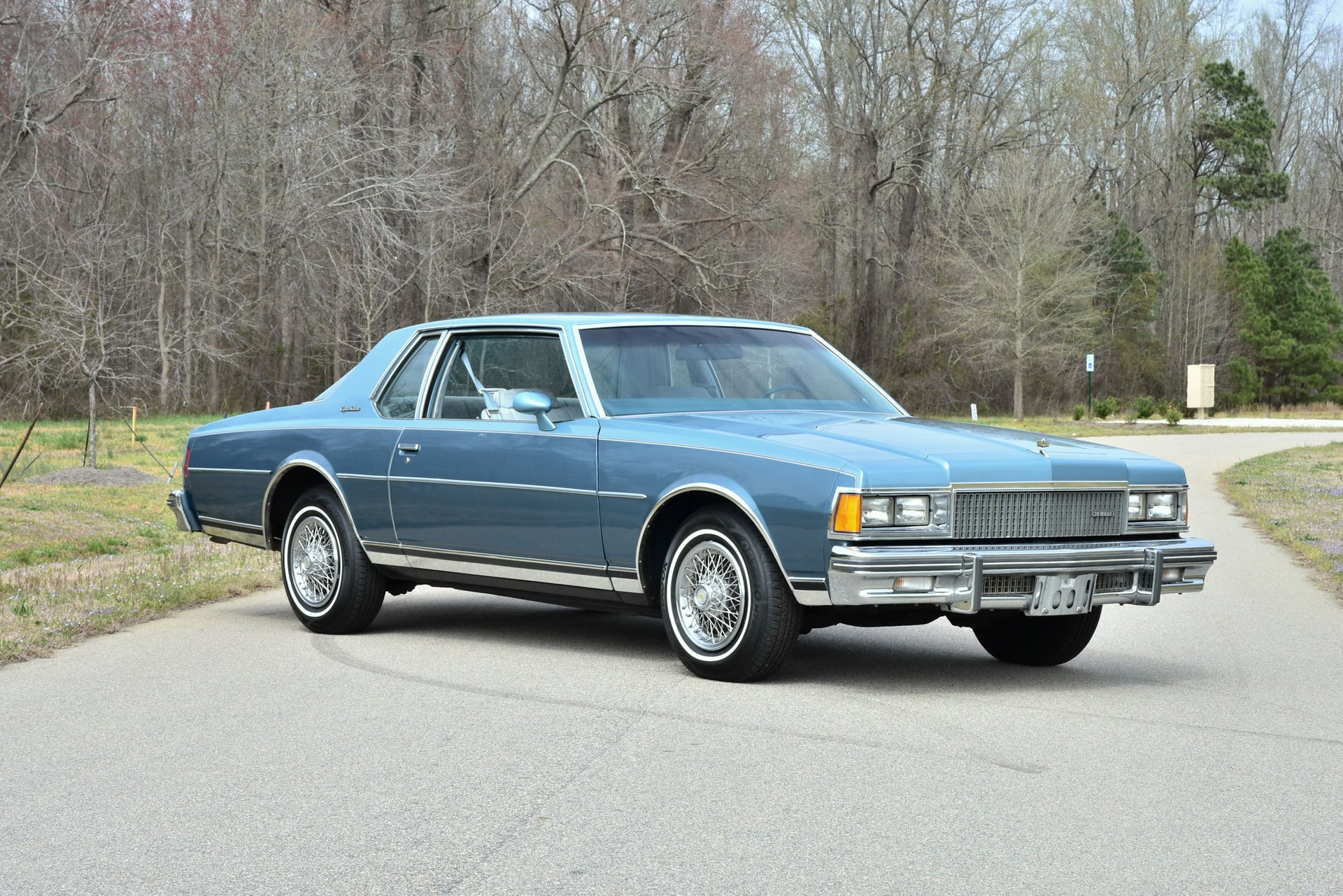 Auction 1977 Chevrolet Caprice